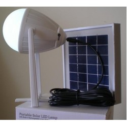 Portable Solar Light for Camping