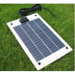5W 12V Solar Panel Semi Flexible Sinotech