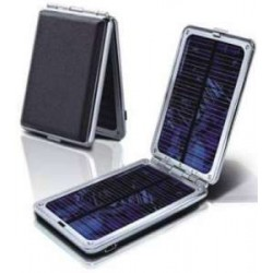 Solar Charger-Hybrid Solar powered mobile charger